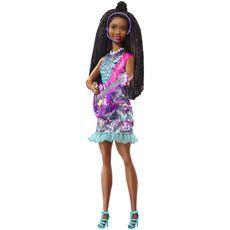 MATTEL Poupée Barbie Big City Big Dreams - Barbie Brooklyn Chanteuse