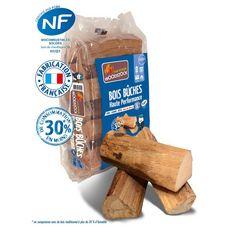 WOODSTOCK Bûches bois de chauffage 30cm 25dm3 25dm3