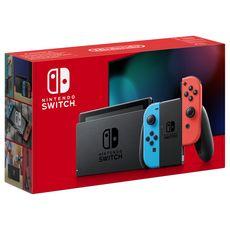 NINTENDO Console Nintendo Switch Joy-Con Bleu et Rouge