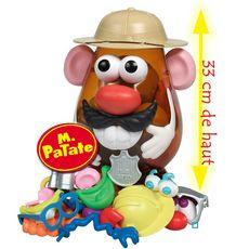 PLAYSKOOL Jeu Monsieur Patate Safari Playskool 33 cm