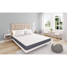 OBED Matelas mousse 140x190cm MEMORY FIRST