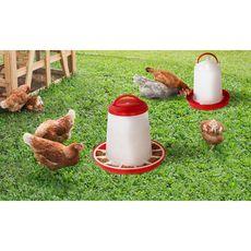 Jardikt Mangeoire + abreuvoir à poules