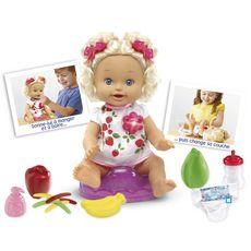 VTECH Ma poupée Léa découvre le pot little love