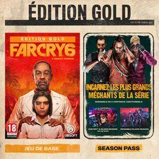 UBISOFT Far Cry 6 Edition Gold Xbox One - Xbox Series X