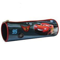 Trousse ronde noire et rouge CARS