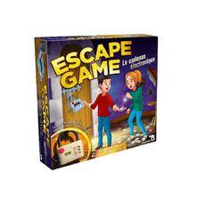 DUJARDIN  Escape Game : Le cadenas électronique