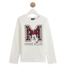 MINNIE T-shirt manches longues fille