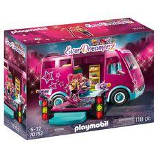 PLAYMOBIL 70152 - Ever Dreamerz - Bus de Tournée