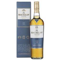 The Macallan 12 ans Fine Oak Highland Single Malt Scotch Whisky 40%