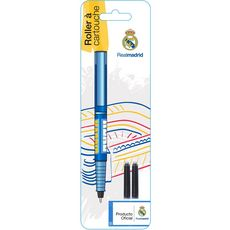 Stylo roller effaçable Real Madrid