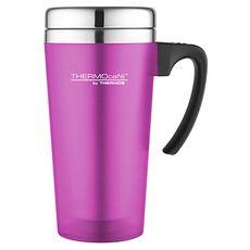 THERMOS Thermos mug de voyage avec anse 420 ml rose