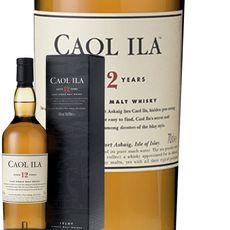 Whisky Caol Ila - 12 ans - 70cl - étui