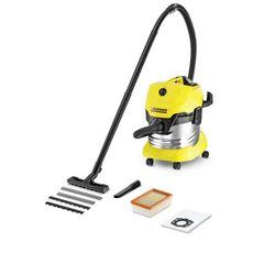 KARCHER Aspirateur eau et poussière WD4 Premium - 1000W