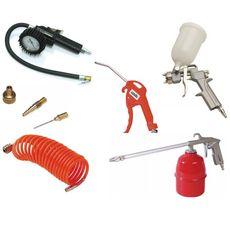 MECAFER Kit 8 accessoires en raccords rapides