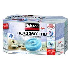 Lot de 4 recharges AERO 360 Neutre