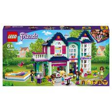 LEGO Friends 41449 La maison familiale d'Andréa