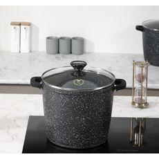 NAPOLEON Marmite 28cm en fonte d'aluminium