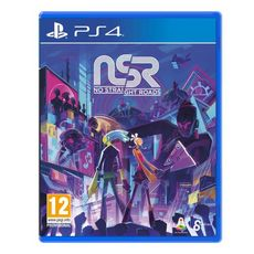 JUST FOR GAMES No Straight Roads PS4