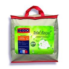 DODO Couette chaude en polyester toucher doux 400 g/m² totale recycl'