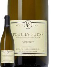 AOP Pouilly-Fuissé Domaine Cordier Père et Fils Les Origines 2019 blanc 75cl