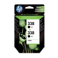 HP Cartouche Pack Noir 338