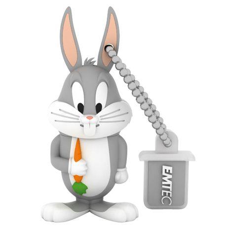 EMTEC Clé USB ECMMD8GL104 - USB 2.0 - 8 Go