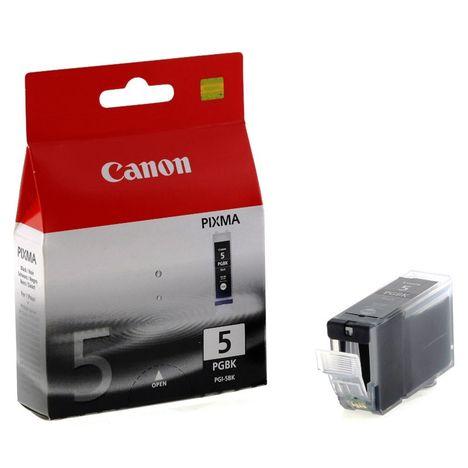 CANON Cartouche Encre D'origine PGI5 Noir 26ML/IP4200