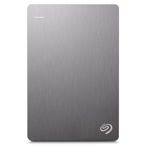 SEAGATE Disque dur externe Backup Plus v2 USB 3.0 - 1 To - Argent