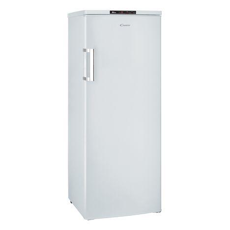 Cong lateur armoire ccous 5142 iwh 156 l froid statique candy pas cher prix auchan - Congelateur armoire candy ...