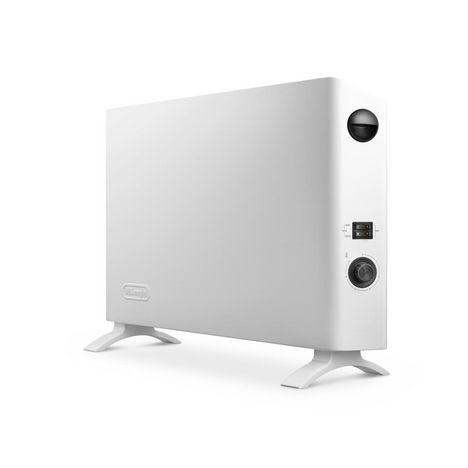 DELONGHI Convecteur mobile HSX2320 Série 23 Slim Style, Blanc