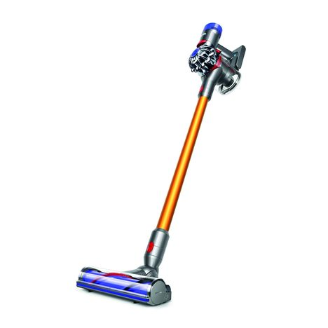 aspirateur balai v8 absolute dyson pas cher prix auchan. Black Bedroom Furniture Sets. Home Design Ideas