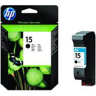 HP Cartouche d'encre 15 XL - Noir