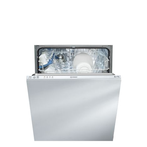 INDESIT Lave vaisselle DIF 14B1 EU 13 couverts, 60 cm, 49 dB, full encastrable