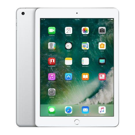 APPLE Tablette tactile iPad WiFi Argent 32 Go