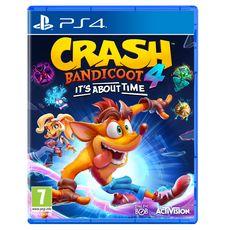 Crash Bandicoot 4 : It's About Time PS4
