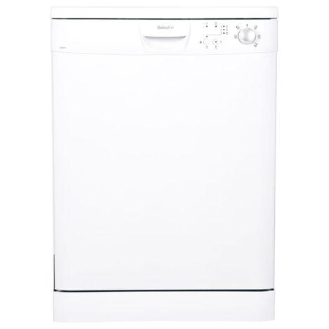 SELECLINE Lave-vaisselle pose libre C1449 / 180424, 12 Couverts, 60 cm, 49 dB, 5 Programmes