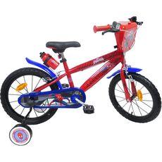 Vélo 12 pouces - Spiderman