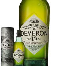 Whisky The Deveron 10 ans - 70cl - Etui
