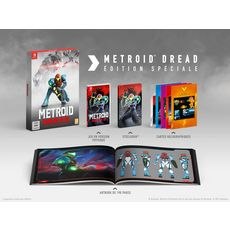 Metroid Dread Edition Speciale Nintendo Switch