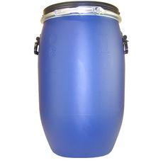 Belli Fût 60 Litres Bleu