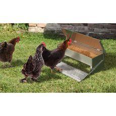 Jardikt Mangeoire à poules automatique 5 kg