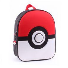 Sac à dos Pokémon pokeball 31 cm