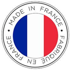 DUNLOPILLO Couette tempérée en percale de coton garnissage naturel traitée anti-acariens PRONEEM 300 g/m² (Blanc)