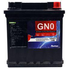 AUCHAN Batterie pour voiture GN0320A 40AH