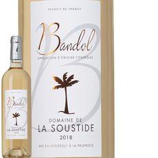 Domaine De La Soustide Bandol Rosé 2019 75cl