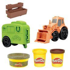 PLAY-DOH Wheels Tracteur