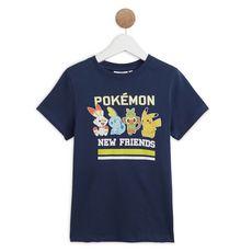 POKEMON T-shirt manches courtes garçon