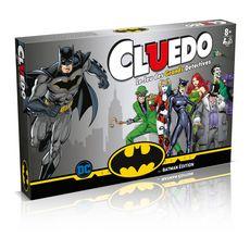 WINNING MOVES Jeu - Cluedo Batman