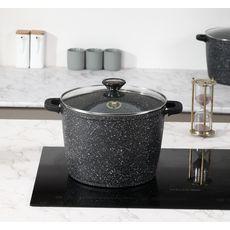 NAPOLEON Marmite 24cm en fonte d'aluminium