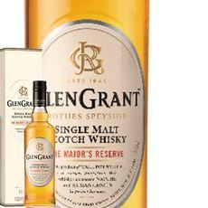GlenGrant Whisky Glen Grant The Major's Reserve sous étui 40%